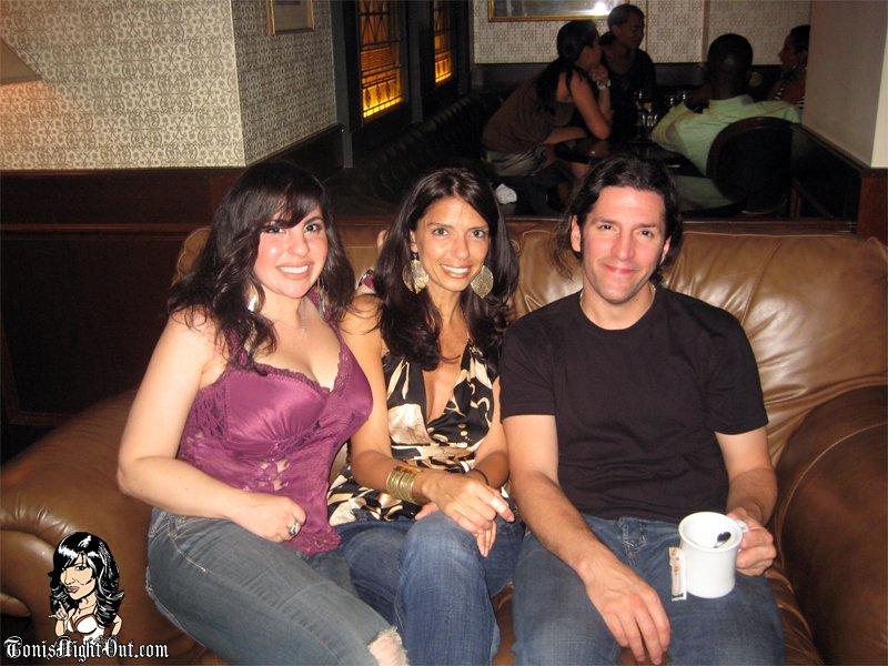 Toni, Rosie & Frankie